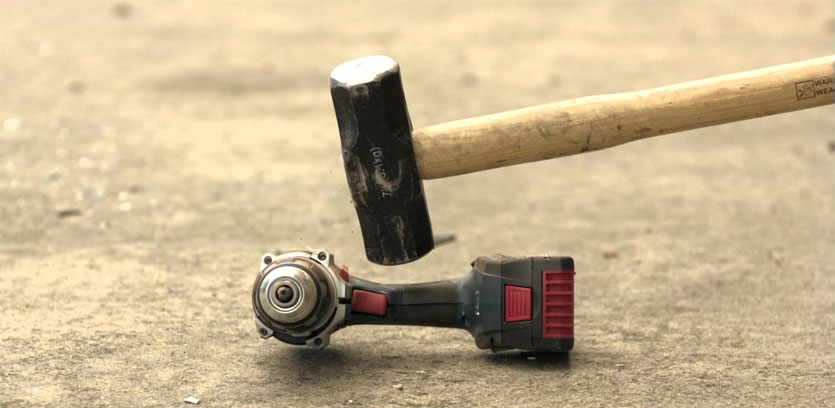 ابزار شارژی بوش