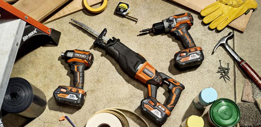 ابزار برای انجام کارهای خانگی
